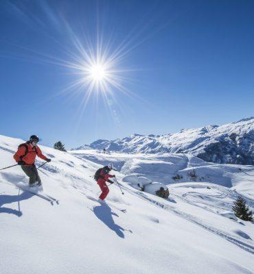Photo ski ESF©G.Lansard