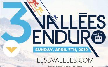 3 Valleys Enduro on 7th April 2019